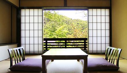 小梨の湯 笹屋部屋