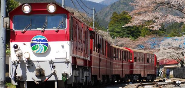 大井川鉄道 あくと
