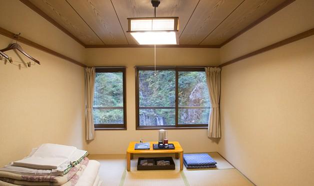 黒薙温泉旅 部屋