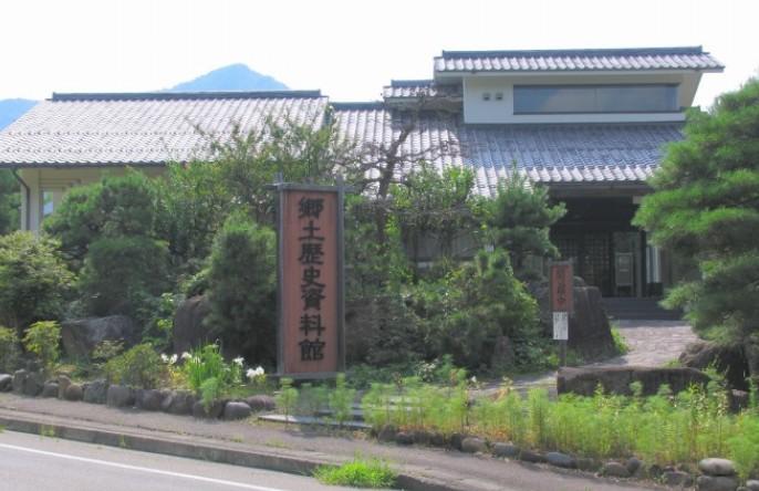 月夜野郷土歴史資料館