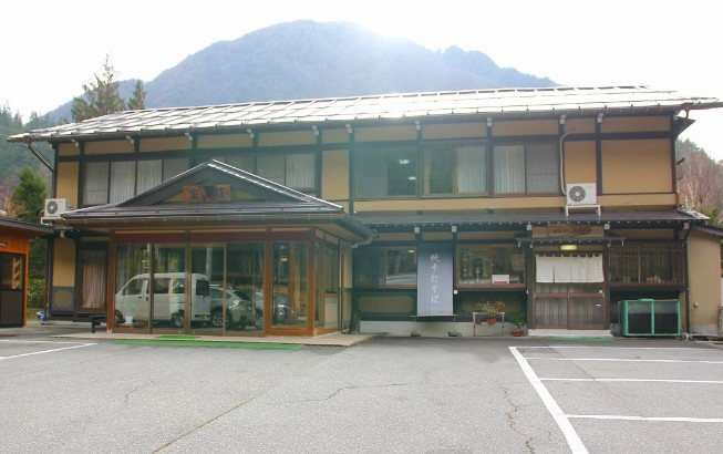 宝山荘 建物