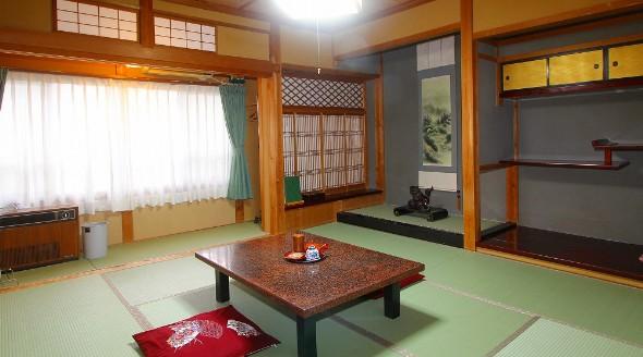 宝山荘 和室