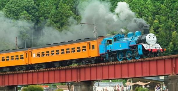 大井川鉄道 トーマス