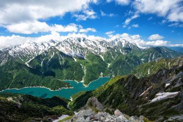 【深山幽谷】トロッコ列車に揺られて行く日本三大渓谷黒部峡谷と秘湯黒薙&名剣温泉の旅