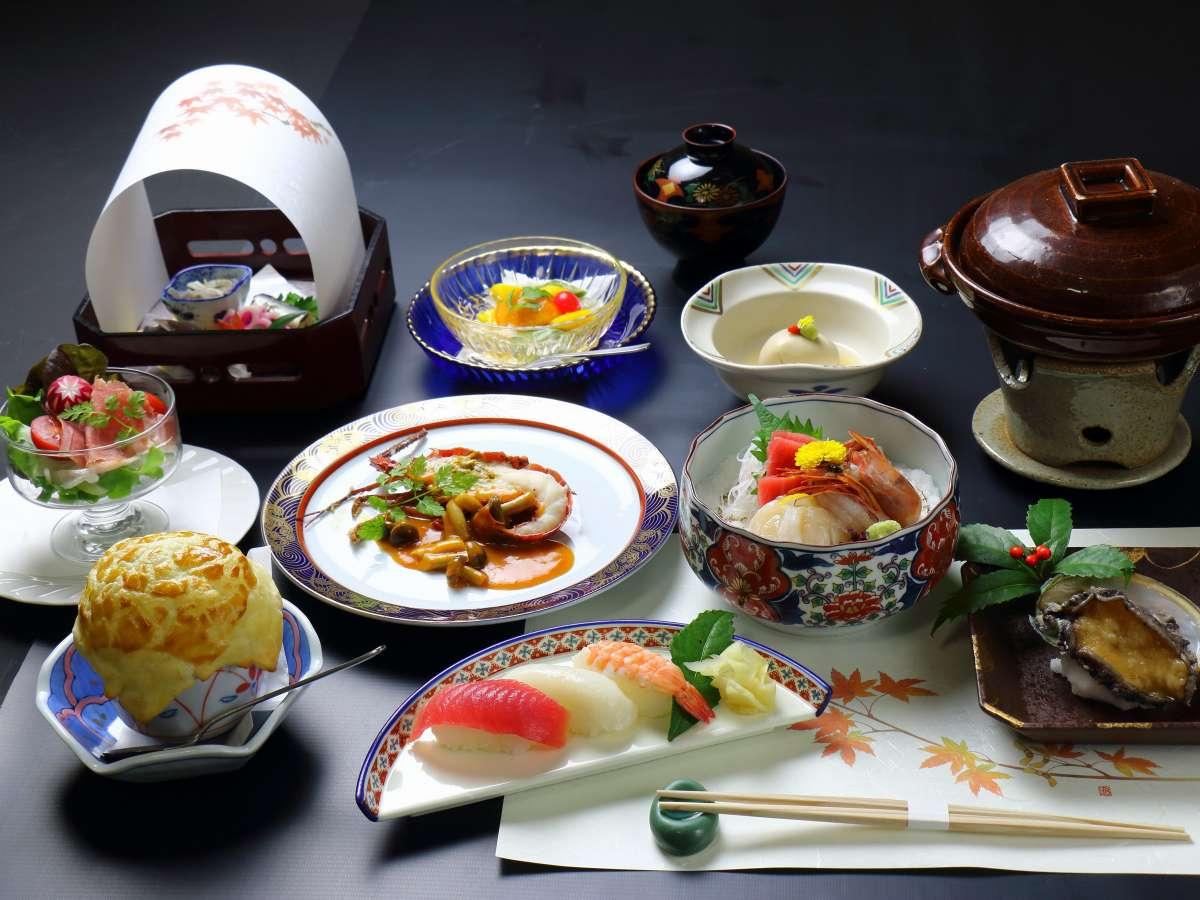 日昇館 和食