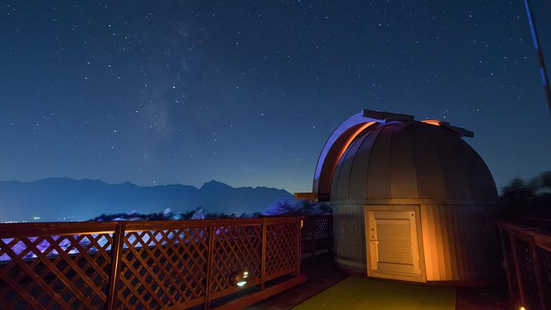 八ヶ岳の星空観測