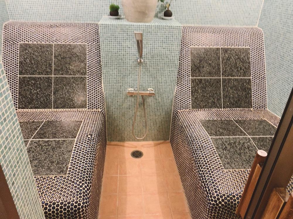 椅子式岩盤浴(家族風呂)
