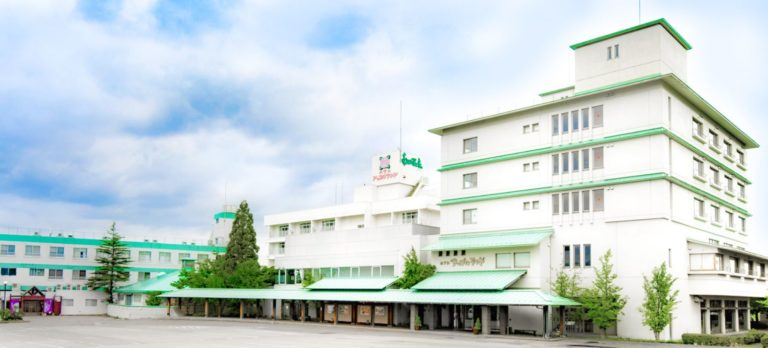 津軽南田温泉アップルランドホテル