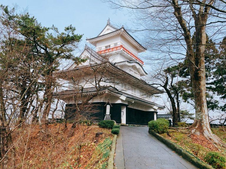 秋田県久保田城
