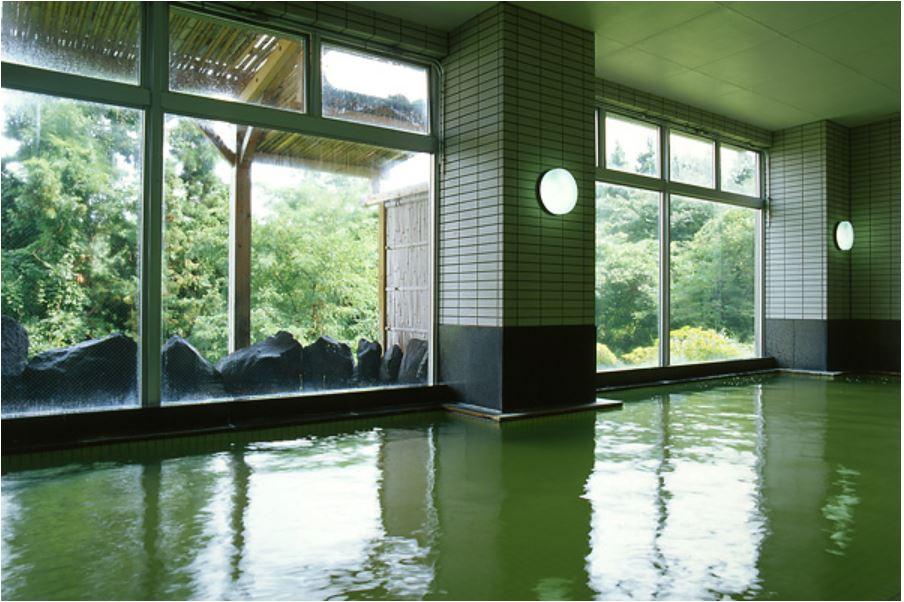 セイコーグランドホテルの内風呂