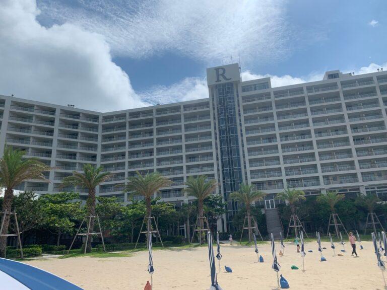 ルネッサンスリゾート沖縄タイトル画像